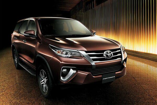 Toyota Fortumer