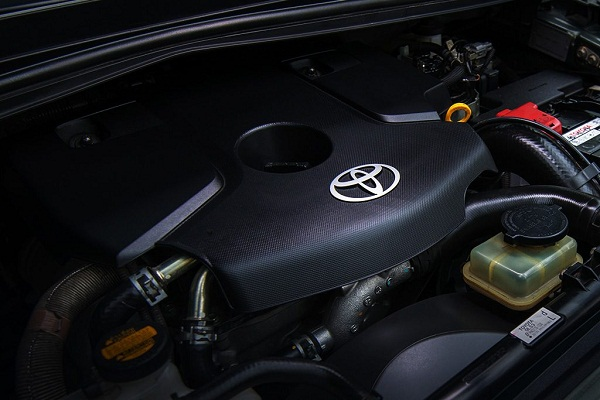 Toyota Innova 2019 engine
