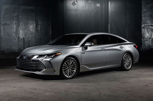 Toyota Camry the look