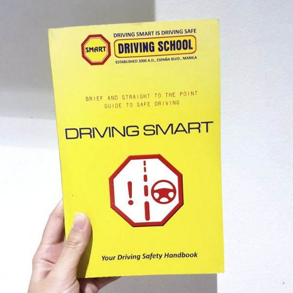 smart driving school review - handbook