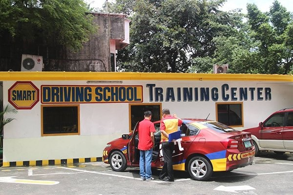 smart driving school training center