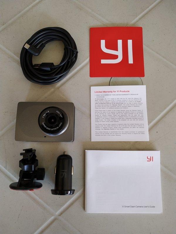 Xiaomi Yi dash cam Philippines full box