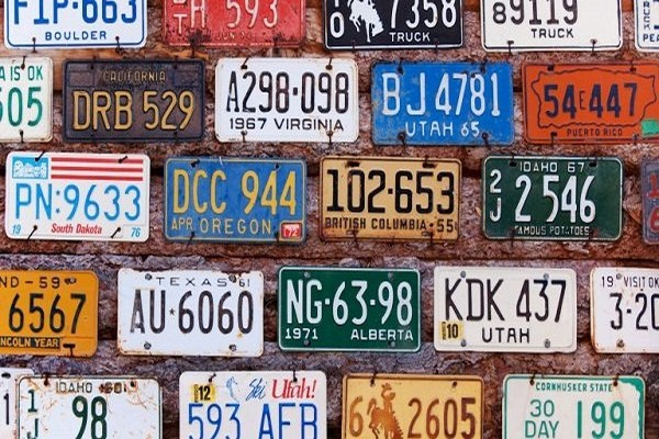 temporary plate number philippines