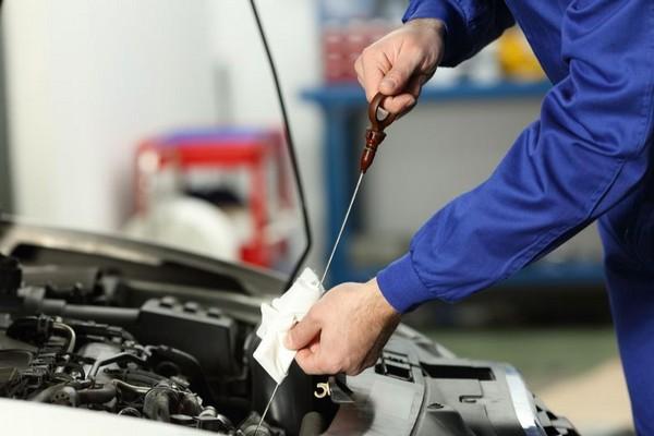check car oil