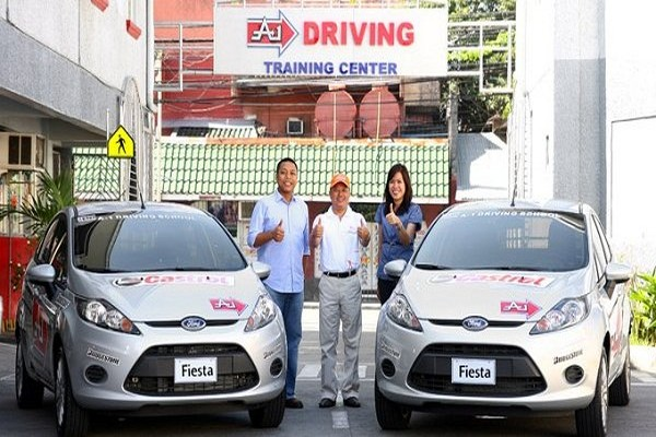A1 driving school in the Philippines