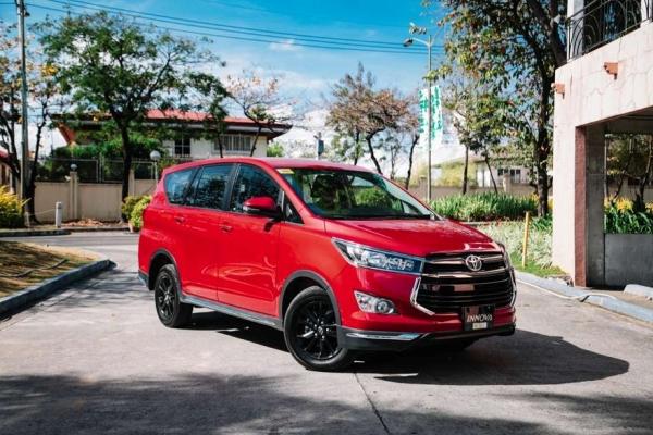 Toyota Innova outlook