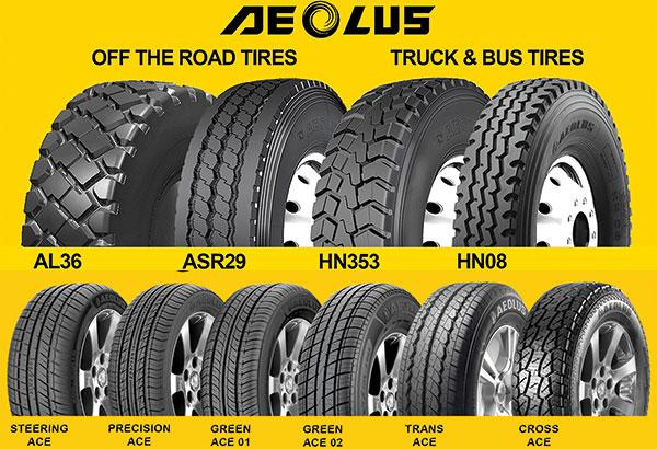 Aeolus tires philippines