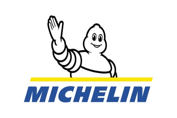 The most familiar logo of Michelin Tires
