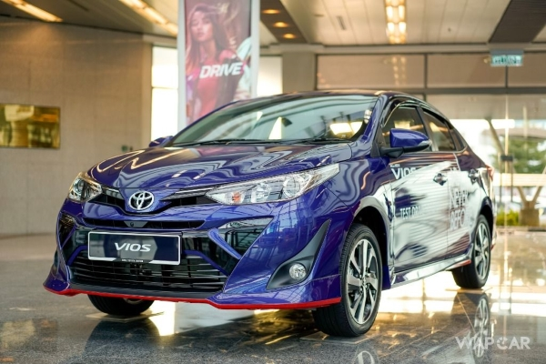 toyota vios issues