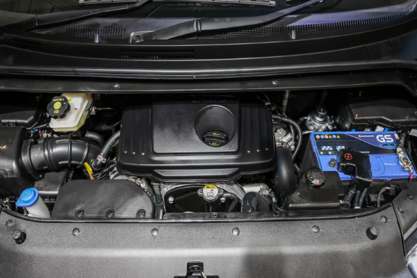 Hyundai Starex 2020's engine