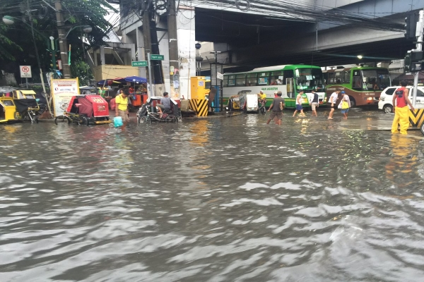 flood prone areas in cavite