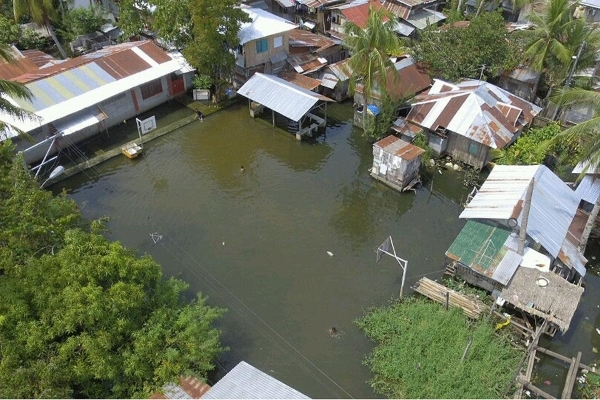 flood prone areas in bulacan