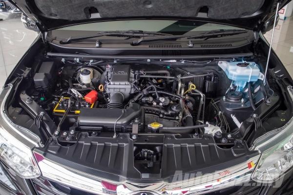 2019 Toyota Avanza engine