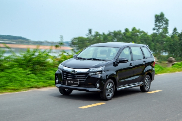 Toyota Avanza 2019 exterior