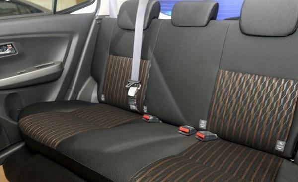 Toyota Wigo 2019 interior