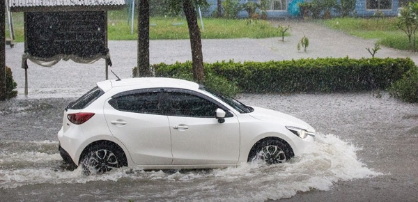 what to do when your car is flooded