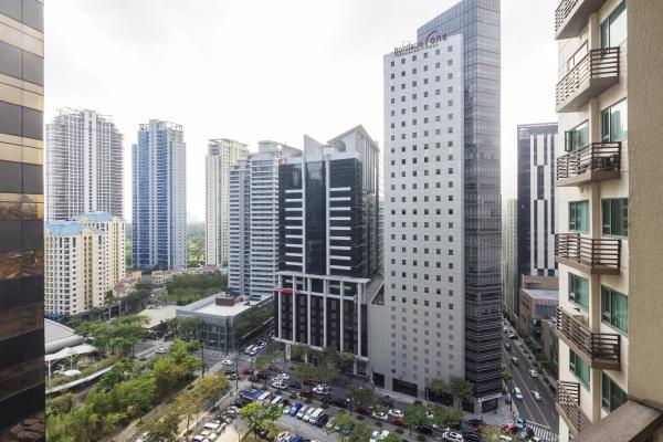 Bonifacio One Tech Tower parking rate