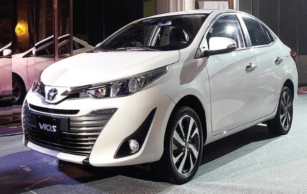 Toyota Vios vs Nissan Almera
