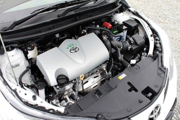 nissan almera vs toyota vios engine