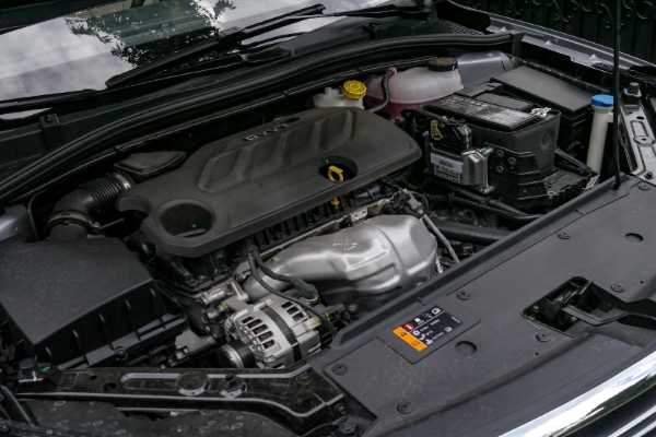 MG5 engine
