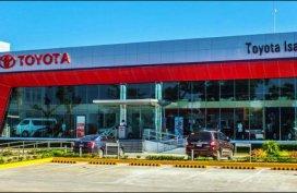 Toyota, Cordon Isabela