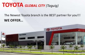 Toyota, Global City