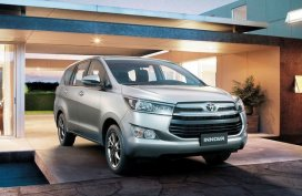 Toyota Innova 2019 Philippines: Specs, Features & More