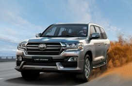 Toyota Land Cruiser 2019 Philippines Review: Power and poise