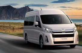 Toyota Hiace Philippines 2019: Specs, Features & Prices