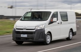 Toyota Hiace 2019 Philippines Review: Not just a step-up