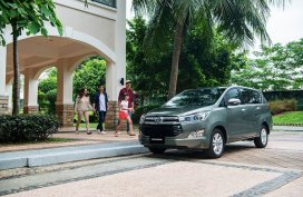 Toyota Innova 2019 Philippines Review: Best seven-seat cars for Filipino families