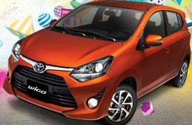 [Toyota Wigo Promo] Take the Wigo home with P25k all-in downpayment