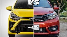 2020 Honda Brio vs Toyota Wigo in the Philippines: Which car is better?
