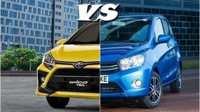 2020 Toyota Wigo vs Suzuki Celerio: Comparison review