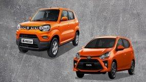 Suzuki S-Presso Vs Toyota Wigo - Who Will Come First In The Battle Of Streetcar King?
