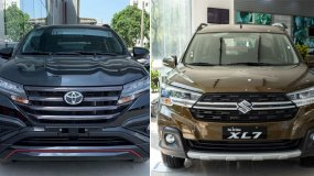 Suzuki XL7 Vs Toyota Rush: The Battle Between Japanese Rivals!