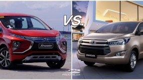 Innova Vs Xpander: The Warhorse And The Greenhorn