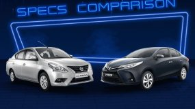 2020 Nissan Almera vs Toyota Vios Philippines: Spec Sheet Battle