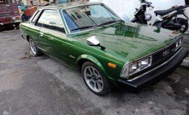 For sale or swap Toyota Corona macho machine 1980