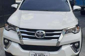 2016 Toyota Fortuner for sale