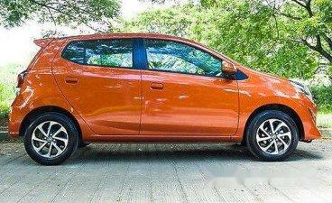 Toyota Wigo 2018 AT for sale