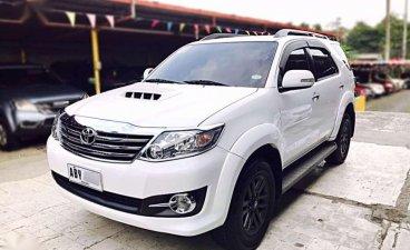 2016 Toyota Fortuner G VNT Black Edition 4x2 Automatic Transmission