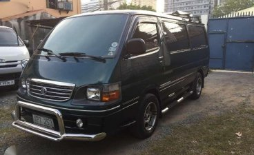 Toyota Hiace Commuter 2004 model -good condition