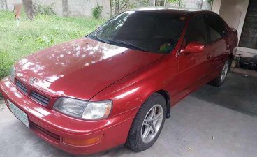 For Sale my Beloved Toyota Corona Exsior 1997 MT