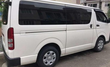 FOR SALE: TOYOTA Hi Ace Commuter 2016