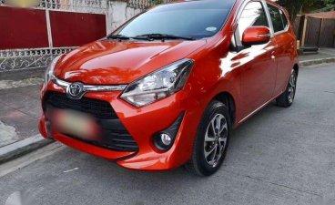 2018 Toyota Wigo G Manual for sale