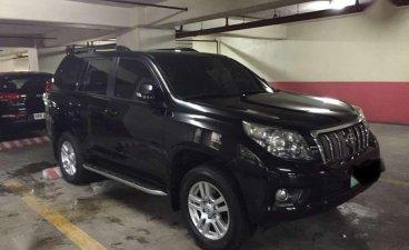 Toyota Land Cruiser Prado AT Gasoline 2012