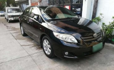 2009 Toyota Corolla Altis 1.6G Automatic for sale