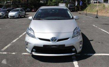2014 Toyota Prius Hybrid AT Gas HMR Auto auction