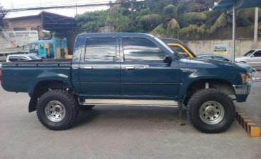 97 Toyota Hilux LN106 4x4 Solid Axle